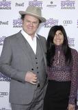 Alison Dickey Photo - Photo by Michael Germanastarmaxinccom2012STAR MAXALL RIGHTS RESERVEDTelephoneFax (212) 995-119622512John C Reilly and Alison Dickey at the 2012 Film Independent Spirit Awards(Santa Monica CA)