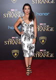 Ming-Na Wen Photo - Photo by KGC-11starmaxinccomSTAR MAX2015ALL RIGHTS RESERVEDTelephoneFax (212) 995-1196102016Ming-Na Wen at the premiere of Doctor Strange(Hollywood CA)