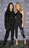 Anna Ewers Photo - Photo by Patricia SchleinstarmaxinccomSTAR MAX2016ALL RIGHTS RESERVEDTelephoneFax (212) 995-119611216Alexander Wang and Anna Ewers at The WSJ Magazine Innovator Awards(NYC)