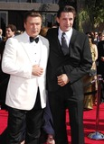 Adam Baldwin Photo - Photo by Michael Germanastarmaxinccom200791607Adam Baldwin and Billy Baldwin at the 59th Annual Primetime Emmy Awards(Los Angeles CA)