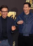 Andy Samberg Photo - Photo by REWestcomstarmaxinccomSTAR MAX2016ALL RIGHTS RESERVEDTelephoneFax (212) 995-11964916Jorma Taccone and Andy Samberg at The 2016 MTV Movie Awards(Burbank CA)