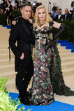 Madonna Photo - Photo by ESBPstarmaxinccomSTAR MAXCopyright 2017ALL RIGHTS RESERVEDTelephoneFax (212) 995-11965117Jeremy Scott and Madonna at the 2017 Costume Institute Gala - Rei KawakuboComme des Garcons Art Of The In-Between(Metropolitan Museum of Art NYC)