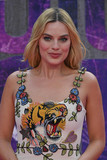 Margot Robbie Photo - Photo by KGC-143starmaxinccomSTAR MAX2016ALL RIGHTS RESERVEDTelephoneFax (212) 995-11968316Margot Robbie at the premiere of Suicide Squad(London England)