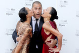 Nigel Barker Photo - Photo by Dennis Van TinestarmaxinccomSTAR MAX2017ALL RIGHTS RESERVEDTelephoneFax (212) 995-119692517Chrissy Barker Nigel Barker and Kimberly Hise at The Metropolitan Opera Opening Night Gala in New York City