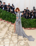 Zendaya Coleman Photo - Photo by ESBPstarmaxinccomSTAR MAX2018ALL RIGHTS RESERVEDTelephoneFax (212) 995-11965718Zendaya Coleman at the 2018 Costume Institute Benefit Gala celebrating the opening of Heavenly Bodies Fashion and the Catholic Imagination(The Metropolitan Museum of Art NYC)