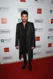 Adam Lambert Photo - Photo by gotpapstarmaxinccomSTAR MAX2017ALL RIGHTS RESERVEDTelephoneFax (212) 995-119610717Adam Lambert at Point Honors Los Angeles in Los Angeles CA