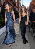 Trinny Woodall Photo - Photo by KGC-81starmaxinccomSTAR MAX2015ALL RIGHTS RESERVEDTelephoneFax (212) 995-119651215Trinny Woodall and Elizabeth Hurley at the Quercus Biasi Foundation Spring Gala(London England UK)