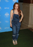 Amy Davidson Photo - Photo by JMAstarmaxinccomSTAR MAX2017ALL RIGHTS RESERVEDTelephoneFax (212) 995-119681017Amy Davidson at the premiere of True and The Rainbow Kingdom in Los Angeles CA