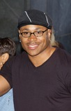 LL Cool J Photo - Photo by Peter KramerSTAR MAX Inc - copyright 200252102LL Cool J at the premiere of Enough(NYC)