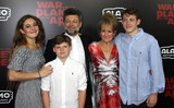 Andy Serkis Photo - Photo by Victor MalafrontestarmaxinccomSTAR MAX2017ALL RIGHTS RESERVEDTelephoneFax (212) 995-119671017Andy Serkis and family at the premiere of War For The Planet Of The Apes in New York City