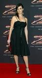 Paz Vega Photo - Photo by NPXstarmaxinccom2005101605Paz Vega at the premiere of The Legend of Zorro(Los Angeles CA)