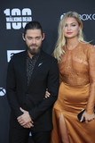 Jennifer Akerman Photo - Photo by gotpapstarmaxinccomSTAR MAX2017ALL RIGHTS RESERVEDTelephoneFax (212) 995-1196102217Tom Payne and Jennifer Akerman at AMCs Celebration of The 100th Episode of The Walking Dead in Los Angeles CA