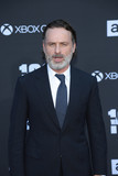 Andrew Lincoln Photo - Photo by gotpapstarmaxinccomSTAR MAX2017ALL RIGHTS RESERVEDTelephoneFax (212) 995-1196102217Andrew Lincoln at AMCs Celebration of The 100th Episode of The Walking Dead in Los Angeles CA