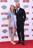 Corey Stoll Photo - Photo by KGC-11starmaxinccomSTAR MAXCopyright 2015ALL RIGHTS RESERVEDTelephoneFax (212) 995-119662915Nadia Bowers and Corey Stoll at the premiere of Ant-Man(Hollywood CA)