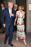 Anna Wintour Photo - Photo by KGC-195starmaxinccomSTAR MAX2016ALL RIGHTS RESERVEDTelephoneFax (212) 995-11969716Anna Wintour and Baz Luhrmann at New York Fashion Week(NYC)