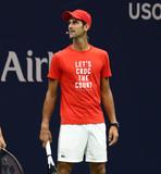 Novak Djokovic Photo - Photo by John NacionstarmaxinccomSTAR MAX2018ALL RIGHTS RESERVEDTelephoneFax (212) 995-119682518Novak Djokovic at the 2018 Arthur Ashe Kids Day in New Yor City