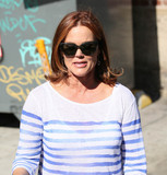 Go-Gos Photo - Photo by gotpapstarmaxinccomSTAR MAX2016ALL RIGHTS RESERVEDTelephoneFax (212) 995-119672716Belinda Carlisle of The Go-Gos is seen in Los Angeles CA
