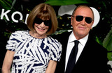 Anna Wintour Photo - Photo by Dennis Van TinestarmaxinccomSTAR MAX2017ALL RIGHTS RESERVEDTelephoneFax (212) 995-1196101617Anna Wintour and Michael Kors at The 11th Annual Gods Love We Deliver Golden Heart Awards in New York City
