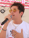 Austine Mahone Photo - Photo by Raoul GatchalianstarmaxinccomSTAR MAX2018ALL RIGHTS RESERVEDTelephoneFax (212) 995-11966918Austin Mahone at the Flamingo Las Vegas Go Pool Dayclub in Las Vegas Nevada