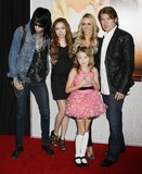 Cyrus Family Photo - Photo by NPXstarmaxinccom201032510The Cyrus Family at the premiere of The Last Song(Hollywood CA)Not for syndication in France