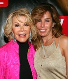 JLS Photo - Photo by Jackson Leestarmaxinccom2005ALL RIGHTS RESERVEDTelephoneFax (212) 995-1196101105Joan Rivers and Melissa Rivers at the launch of the new TV Guide Magazine(NYC)