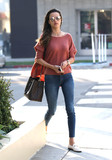 Alessandra Ambrosio Photo - Photo by SMXRFstarmaxinccomSTAR MAX2017ALL RIGHTS RESERVEDTelephoneFax (212) 995-119612517Alessandra Ambrosio is seen in Los Angeles CA