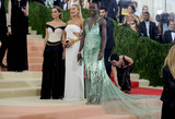 Lupita Nyongo Photo - Photo by Dennis Van TinestarmaxinccomSTAR MAX2016ALL RIGHTS RESERVEDTelephoneFax (212) 995-11965216Emma Watson Margot Robbie and Lupita Nyongo at Manus x Machina Fashion In An Age of Technology Costume Institute Gala(Metropolitan Museum of Art NYC)