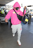 Nelly Photo - Photo by SMXRFstarmaxinccomSTAR MAX2020ALL RIGHTS RESERVEDTelephoneFax (212) 995-119622620Nelly is seen at LAX Airport in Los Angeles CA