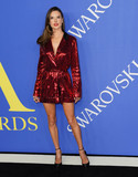 Alessandra Ambrosio Photo - Photo by XPXstarmaxinccomSTAR MAX2018ALL RIGHTS RESERVEDTelephoneFax (212) 995-11966418Alessandra Ambrosio at the 2018 CFDA Fashion Awards at the Brooklyn Museum in Brooklyn New York