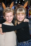 Jenna Boyd Photo - Photo by Lee RothSTAR MAX Inc - copyright 200311103Jenna Boyd and Cayden Boyd at the premiere of Kangaroo Jack(Hollywood CA)