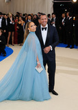 Alex Rodriguez Photo - Photo by ESBPstarmaxinccomSTAR MAXCopyright 2017ALL RIGHTS RESERVEDTelephoneFax (212) 995-11965117Jennifer Lopez and Alex Rodriguez at the 2017 Costume Institute Gala - Rei KawakuboComme des Garcons Art Of The In-Between(Metropolitan Museum of Art NYC)