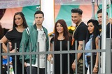 Sammi Giancola Photo - Photo by ESBPstarmaxinccom2013STAR MAXALL RIGHTS RESERVEDTelephoneFax (212) 995-119652413Nicole Polizzi aka Snooki Pauly Delvecchio  Vinny Guadagnino Sammi Giancola Ronnie Ortiz-Magro and Deena Cortese are seen on the Seaside Boardwalk following a Jersey Shore reunion broadcast live on The Today Show(Seaside Heights NJ USA)