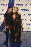 Hazel-E Photo - Photo by gotpapstarmaxinccomSTAR MAX2017ALL RIGHTS RESERVEDTelephoneFax (212) 995-119682717Rose Burgundy and Hazel-E at The 2017 MTV Video Music Awards in Los Angeles CA