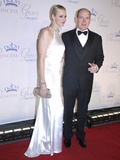 Albert II Prince of Monaco Photo - Photo by John M Mantelstarmaxinccom102212(NYC)Albert II Prince of Monaco with wife Charlene Princess of MonacoThe Princess Grace Awards began in 1984 to recognize outstanding emerging artists in theater dance and film