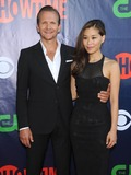 Alicia Hannah Photo - Photo by KGC-11starmaxinccomSTAR MAX2014ALL RIGHTS RESERVEDTelephoneFax (212) 995-119671714Sebastian Roche and Alicia Hannah at the CBS CW and Showtime Television Critics Association (TCA) Summer Press Tour Party(West Hollywood CA)