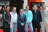 Noah Emmerich Photo - Photo by Russ EinhornSTAR MAX Inc - copyright 200252102The cast of Windtalkers (left to right)Adam Beach Christian Slater John Woo Nicolas Cage Noah Emmerich and Brian Van Holt at John Woos hand and footprint ceremony(Manns Chinese Theatre Hollywood CA)