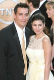 AJ Discala Photo - Photo by Tim Goodwinstarmaxinccom20052505Jamie Lynn Sigler (Discala) and AJ Discala at the 11th Annual SAG Awards(CA)