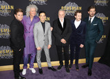 Allen Leech Photo - Photo by John NacionstarmaxinccomSTAR MAX2018ALL RIGHTS RESERVEDTelephoneFax (212) 995-1196103018Allen Leech Brian May Rami Malek Roger Taylor Joseph Mazzello and Gwilym Lee at the premiere of Bohemian Rhapsody in New York City