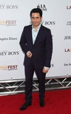 John Lloyd Young Photo - Photo by REWestcomstarmaxinccomSTAR MAX2014ALL RIGHTS RESERVEDTelephoneFax (212) 995-119661914John Lloyd Young at the premiere of Jersey Boys during the 2014 Los Angeles Film Festival(Los Angeles CA)