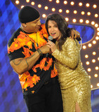Abbi Jacobson Photo - Photo by Demis MaryannakisstarmaxinccomSTAR MAX2015ALL RIGHTS RESERVEDTelephoneFax (212) 995-119671315LL Cool J and Abbi Jacobson at Lip Sync Battle LIVE(Central Park SummerStage NYC)
