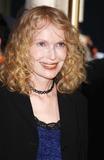 Mia Farrow Photo - Photo by Walter WeissmanSTAR MAX Inc - copyright 20035103Mia Farrow at the Broadway opening of Gypsy(NYC)