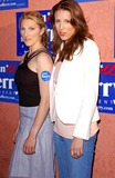 ALEXANDRA  KERRY Photo - Photo by Lee Rothstarmaxinccom20047604Vanessa Kerry with sister Alexandra Kerry at An Acoustic Evening In Honor of the Democratic Presidential Candidate(Hollywood CA)