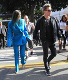 Bella Thorne Photo - Photo by SMXRFstarmaxinccomSTAR MAX2020ALL RIGHTS RESERVEDTelephoneFax (212) 995-119611820Bella Thorne and Benjamin Mascolo are seen in Los Angeles CA