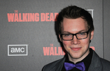 James Allen Photo - LOS ANGELES CA - OCTOBER 3 Actor James Allen McCune at Premiere Screening of AMCs The Walking Dead Season 2 held at Regal Cinema 16 at LA Live on Monday October 3 2011  in Los Angeles California  (Albert L OrtegaImageCollectcom)