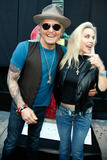 Cherie Currie Photo - Matt Sorum and Cherie Currie at the official unveiling of Guitartown on the Sunset Strip and the completion of the Sunset Strip Beautification Project Los Angeles CA 81210