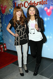 Bella Thorne Photo - Bella Thorne and Zendaya Coleman at Disney On Ice Lets Celebrate premiere at LA Live Los Angeles CA 121510