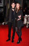 Alexandra Maria Lara Photo - Sam Riley and wife Alexandra Maria Lara pose on the red carpet at the European premiere of Brighton Rock held at Odeon West End  The crime drama which stars Helen Mirren and John Hurt is a remake of English author and playwright Graham Greenes 1939 novel of the same name  London UK 020111