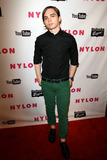 August Emerson Photo - August Emerson arrives at NYLON Magazines party celebrating their annual Young Hollywood Issue presented by Onitsuka Tiger and YouTube at Bardot Hollywood in Los Angeles CA 5411