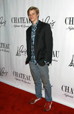 Hannah Montana Photo - Hannah Montana The Movie and X-Men First Class star Lucas Till celebrates his 21st birthday at Chateau inside Paris Las Vegas Till also starred in Taylor Swifts music video for You Belong To Me Las Vegas NV 12th August 2011