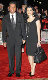 Halima Rashid Photo - Jermaine Jackson and Halima Rashid walk the red carpet for the UK premiere of the action comedy Red held at Royal Festival Hall London UK 101910